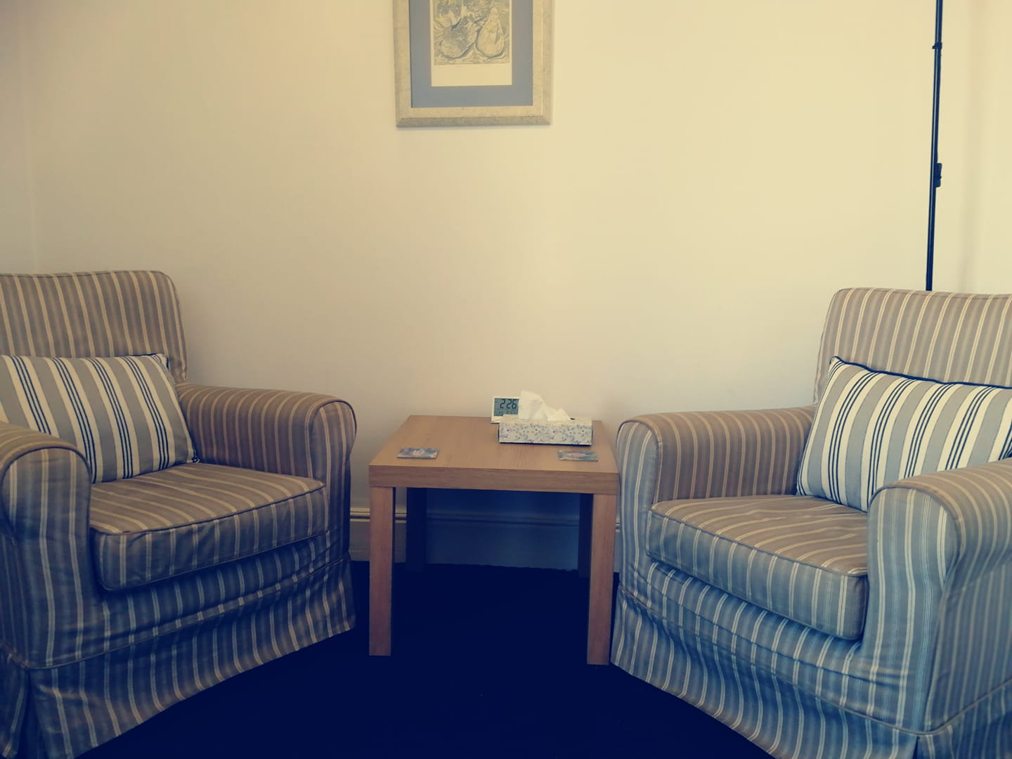Cardiff counselling room