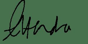Abi Hendra counselling signature